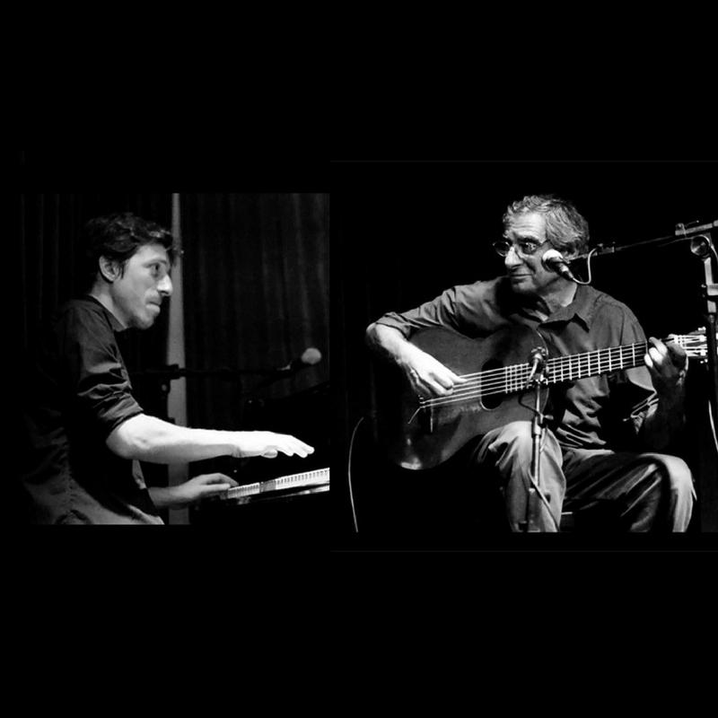 Juan Falú y Andrés Pilar