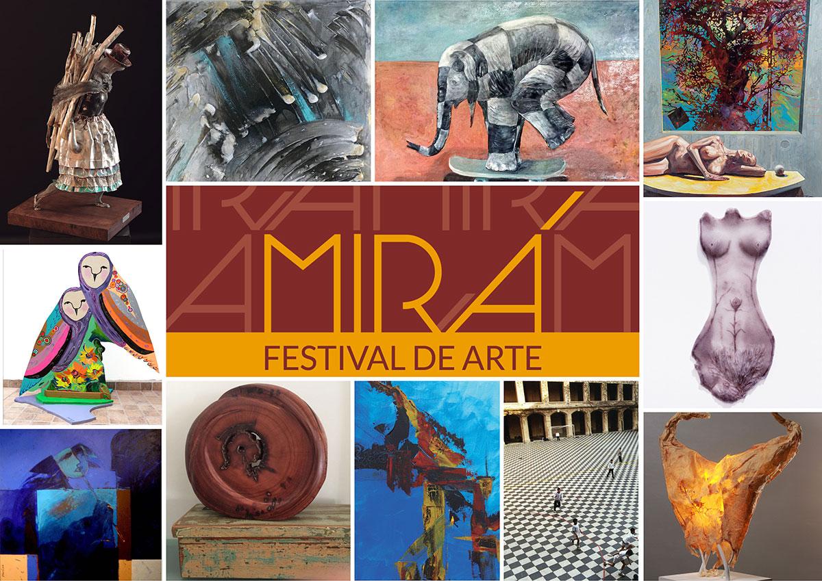 MIRÁ FESTIVAL DE ARTE 2018