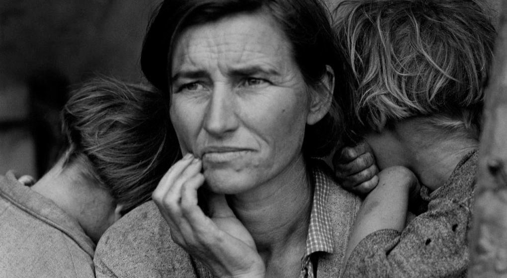 DOROTEA LANGE: LA FOTOGRAFÍA COMO TESTIGO INCUESTIONABLE